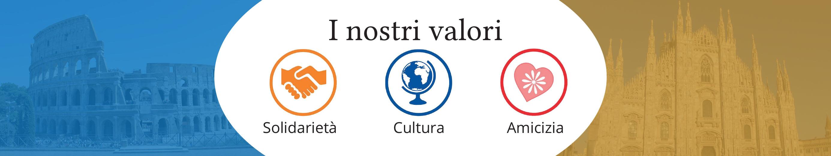 I nostri valori