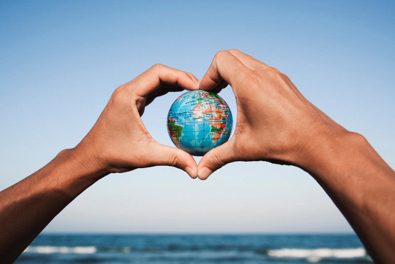 Earth in the Heart