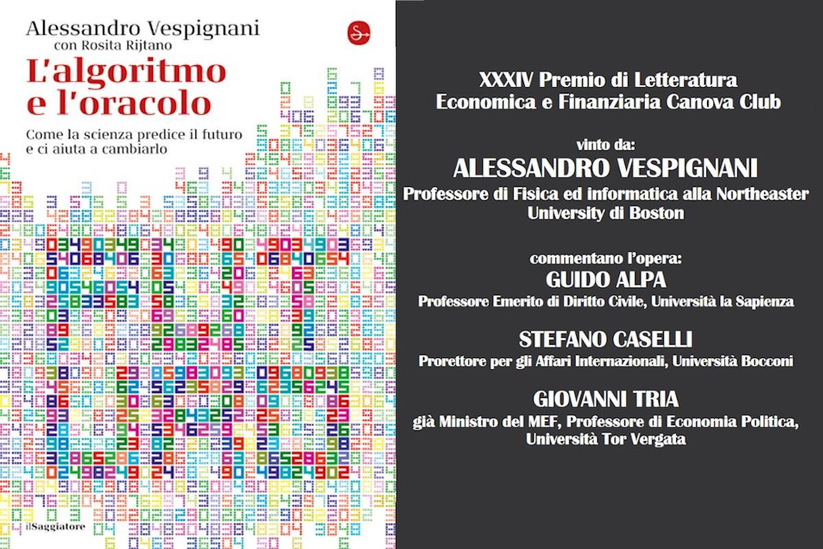 Premio di Letteratura Economica e Finanziaria Canova Club