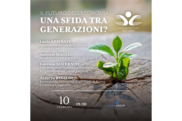 Il futuro dell'economia: una sfida tra generazioni