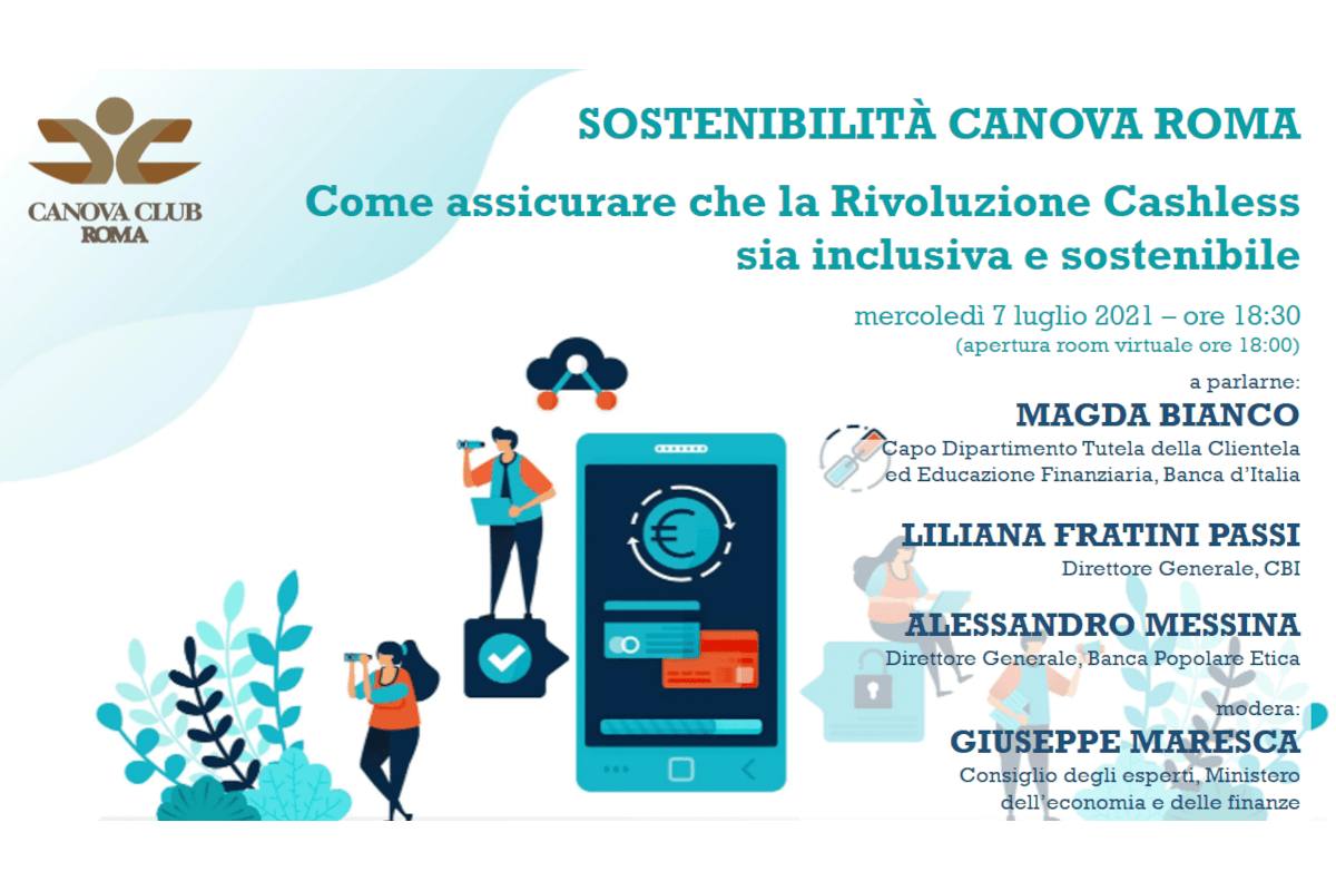 Sostenibilità Canova Roma