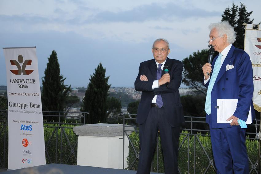 Canova Club Roma - Canoviano d'Onore 2021