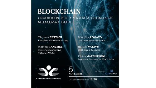 Evento organizzato dal Canova Giovane Milano