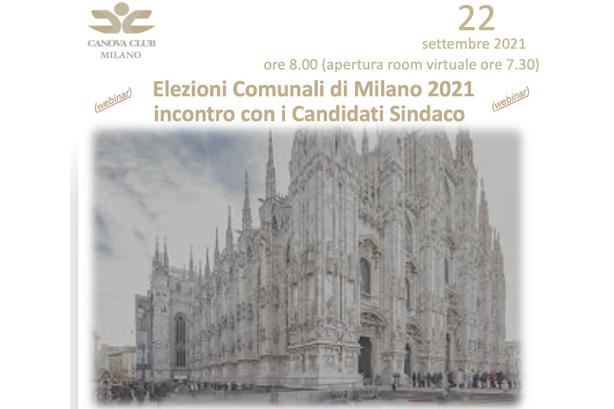 Canova Club Milano - Amor per Milano